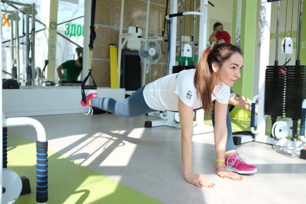 фитнес харьков центр